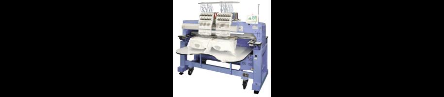 De HCR2 is Happy's industriële meerkopsmachine, in diverse uitvoeringen.