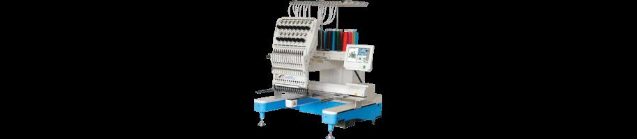 De HCD2 is de éénkops industriele borduurmachine in een nieuw design.