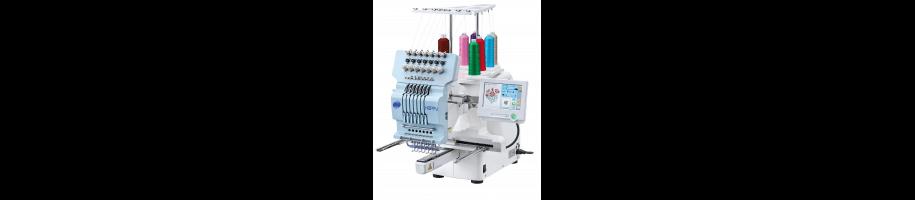 Semi-professionele borduurmachines