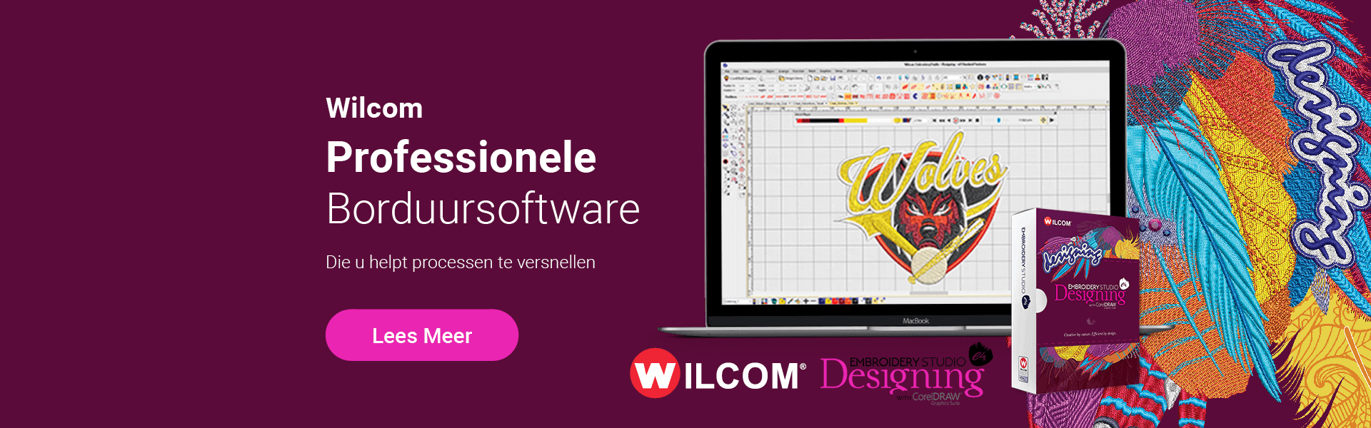 Wilcom Software borduursoftware