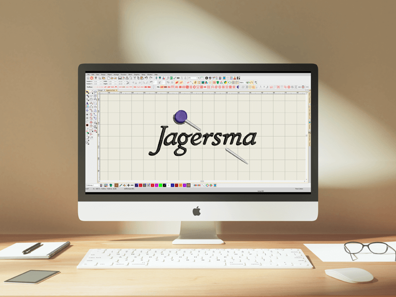 Ondersteuning van borduur software en trainingen